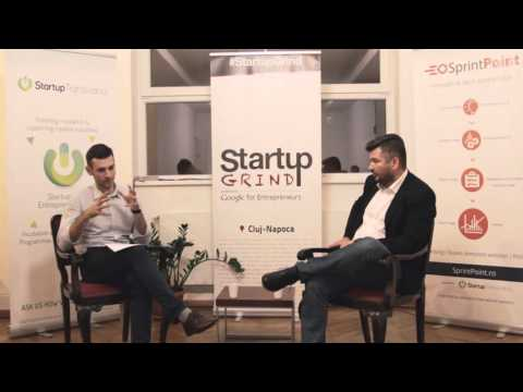 Startup Grind Business Talk with Bogdan Herea, CEO PITECH+PLUS