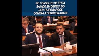 PT usa Conselho de Ética para censurar adversários