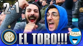 LAUTAROOOOO! INTER 2-1 SPAL | LIVE REACTION SAN SIRO GOL HD