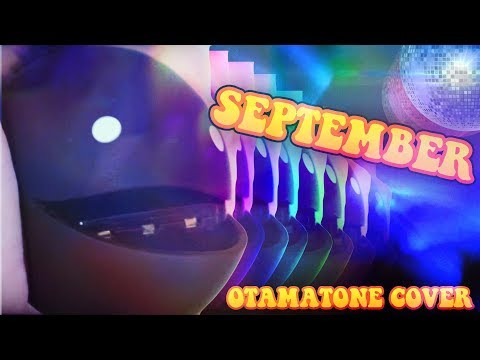 September - Otamatone Cover