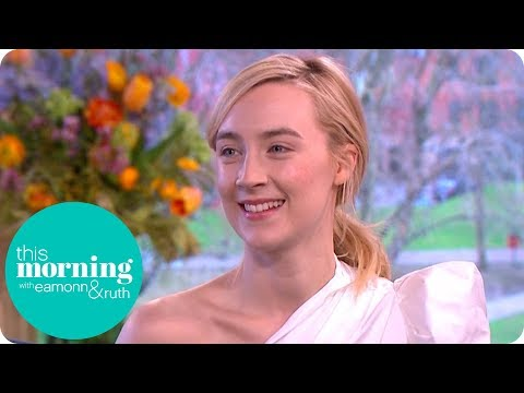 Saoirse Ronan Reveals How Her Name is Actually Pronounced!  This Morning