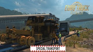 Euro Truck Simulator 2 Special Transport: Stavanger-Oslo