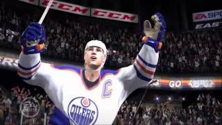 PAX 2011: NHL 12 - Gretzky Legend Integration Trailer (PS3, Xbox 360)