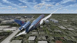 Catastrophe at O'Hare - American Airlines Flight 191 - P3D