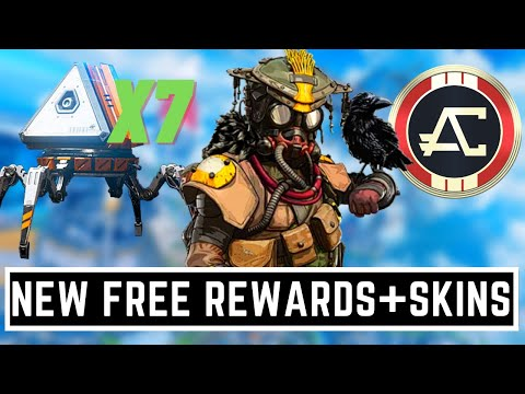 Download Apex Legends Season 10 Free Rewards (Apex Packs, Skins & Coins) + Apex Pack Bug