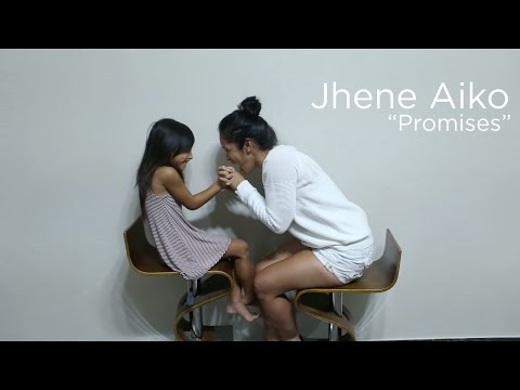 Jhene Aiko - Promises (Unplugged Cover) by Tavia + Adia