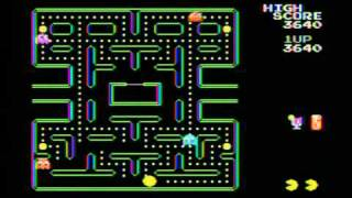Pacman Plus Review ColecoVision (Pacman Collection)