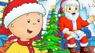 Caillou en Français - Caillou Spécial Noël   dessin animé   conte pour enfant