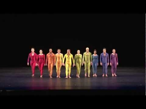 Merce Cunningham Dance Company at BAM: Second Hand