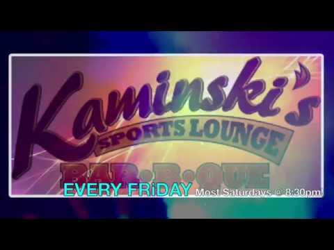 Kaminski's B&G Karaoke & Dance w/ Kj Graii!