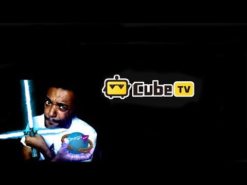 Zig No Cube TV !!! Bora ver Lives Todo Dia Dos Melhores!!! Omega Play