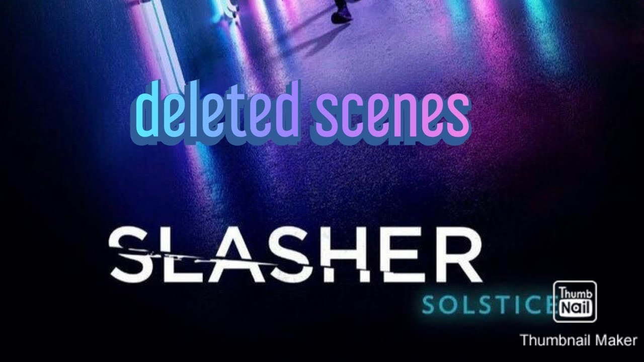 Download Behind the scenes Slasher season 3 my small role on this episode