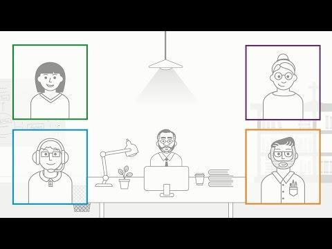 Proclaim presentation groups make life easier for you!