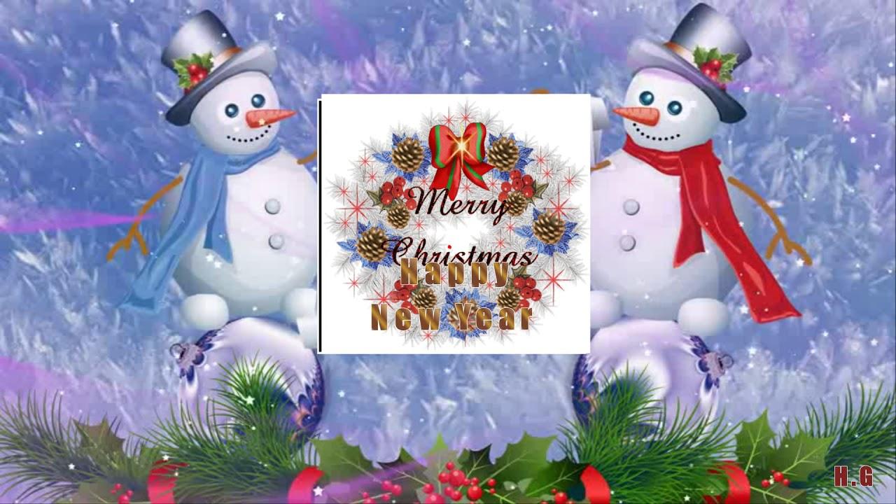 Zyczenia Swiateczne I Noworoczne dla Wszystkich ( Merry Christmas ) - YouTube