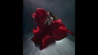 Фотосессия под водой. Бэкстейдж