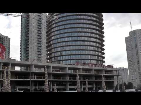 Mississauga City Center - Absolute World Construction - March 7, 2010