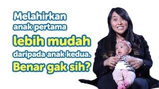 Chua 'Kotak' membagikan perbedaan pengalaman saat melahirkan anak pertama dan kedua