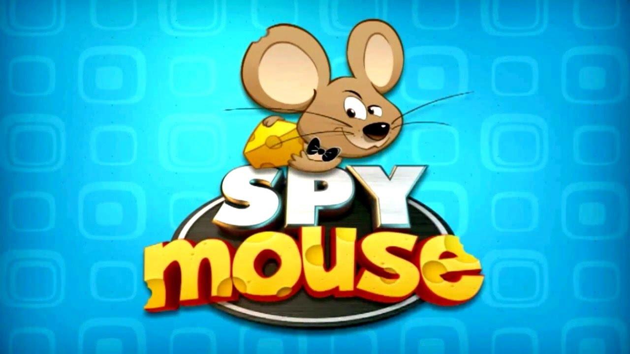 Воришка Мышка SPY mouse Мышка как Воришка Боб  Играем в мультяшную игру 14 Новая  серия