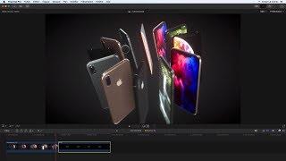 Comment créer un iPhoneXS ad à l'aide de mO2 Plugin dans FCPX en profondeur tutoriel