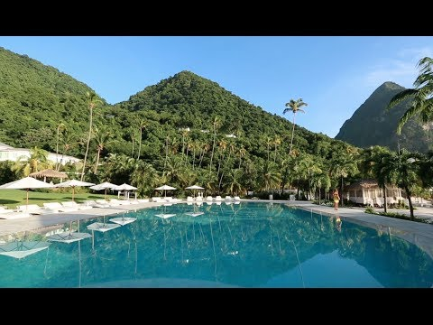 Get Lost in Saint Lucia: Sugar Beach: A Viceroy Resort