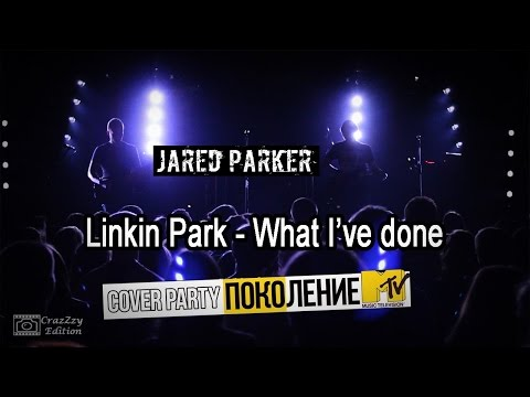 Linkin Park - What I've Done (Jared Parker full band live cover)