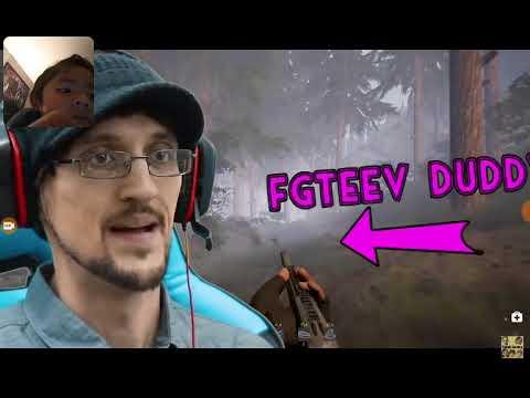 Matthew React To Fgteev Findingbigfoot And Plays Memecraft Youtube