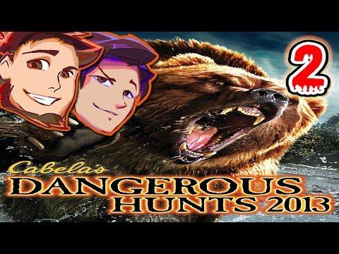 Cabela's Dangerous Hunts 2013: Enter The Monkeys - EPISODE 2 - Friends Without Benefits