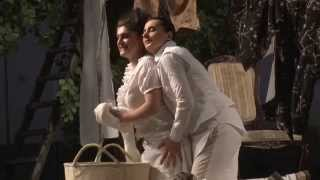 Золотая Маска 2014. Свадьба Фигаро / Perm Opera Live