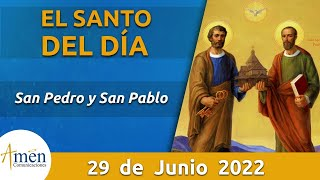 San Pedro Y San Pablo L Lunes 29 De Junio De 2020 L Padre Carlos Yepes