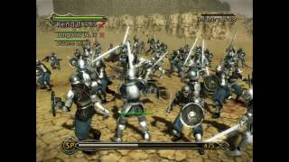Kingdom under fire: The crusaders Gameplay on Xbox 360 Kendal