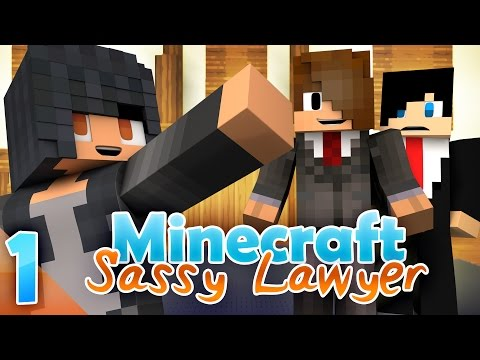 Midnight VS Twilight | Sassy Lawyer Chronicles [Ep.1 Minecraft Roleplay]