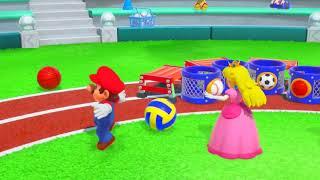 Mario Party   Minigames   Mario vs Luigi vs Peach vs Donkey Kong