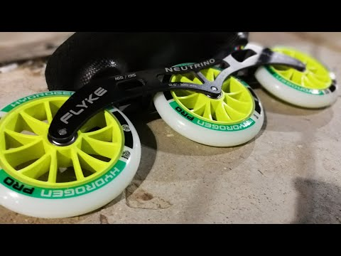 Rollerblade Hydrogen Pro review compared to Matter one20five