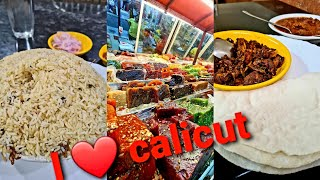 A day in calicut | food food & only food |