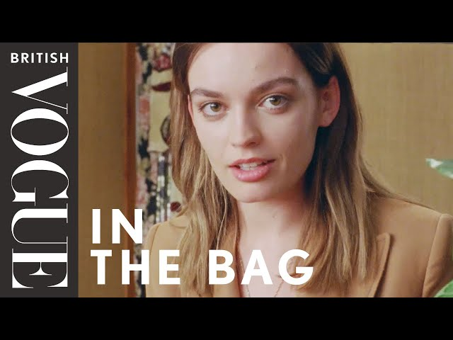 In The Bag: Emma Mackey | British Vogue