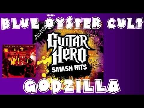 Blue Öyster Cult - Godzilla - Guitar Hero Smash Hits Expert Full Band