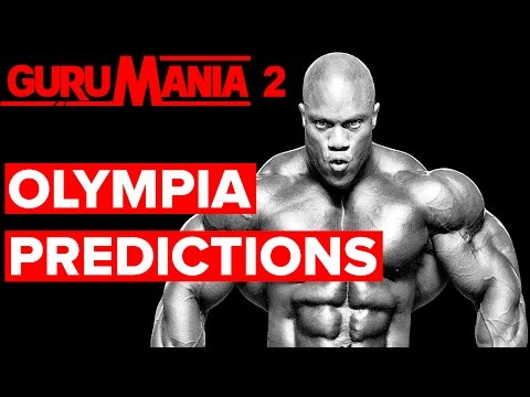 2016 Mr. Olympia Predictions | GuruMania 2 on RXMuscle.com