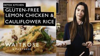 The Detox Kitchen Gluten-free Lemon Chicken With Cauliflower Rice | Waitrose