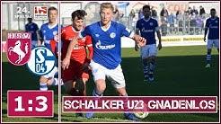 24. Spieltag 2018/19: Hammer SpVg - FC Schalke 04 II 1:3 (0:3)