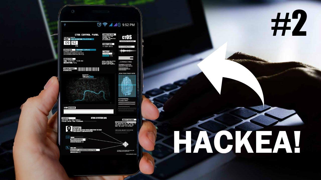 ¿Cómo hackear un móvil a distancia?