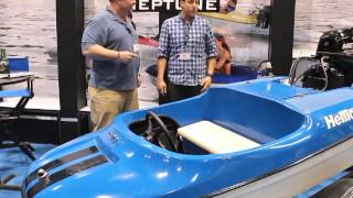 Neptune Boats at The 2014 Chicago Boat, Sports & RV Show
