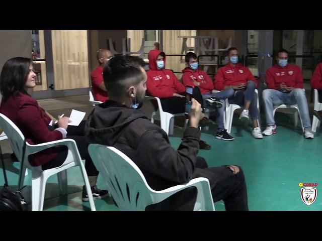 Presentazione squadra Volley Tricolore 2020-2021