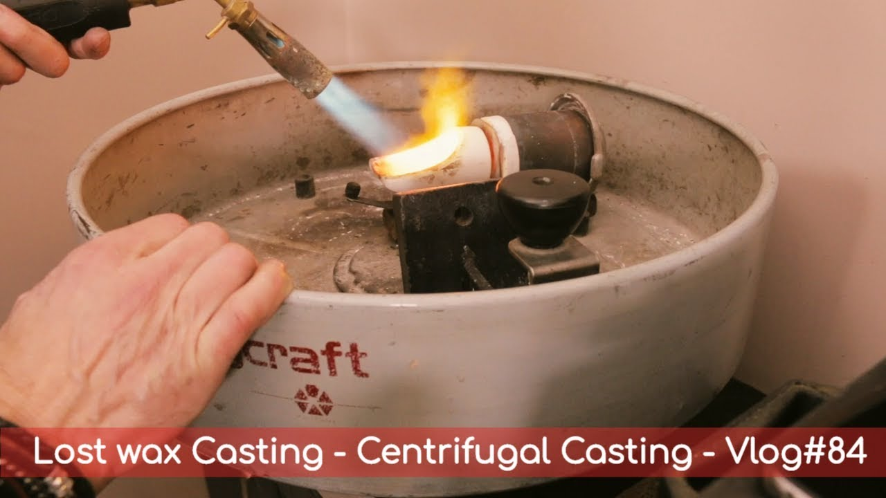 Centrifugal or lost wax jewelry casting pdf