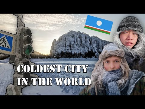 THE COLDEST CITY ON EARTH | Visiting YAKUTSK - Republic of Sakha (Yakutia)