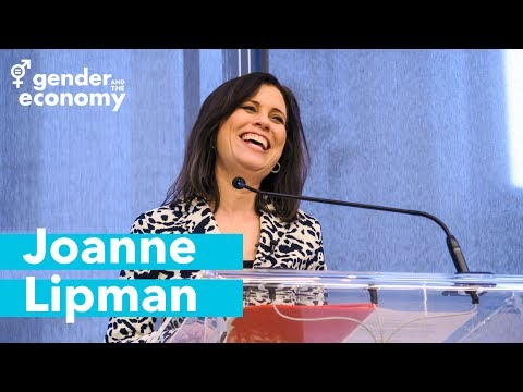 """Joanne Lipman on """"That's What She Said: What men need to know..."""""""