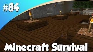 VLOER AANKLEDEN! (Minecraft #84)