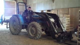 Jeu Concours Demain je serai Paysan   Lycée Suscinio Morlaix  Tracteur vs Cheval