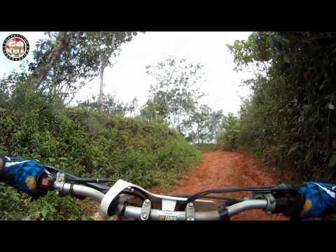 Dirt Biking Costa Rica on a YZ450f - 1st Day