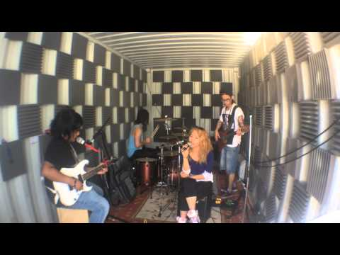 Kasari- The Edge band cover with The Disasters