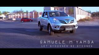 OFFICAL VIDEO Samuele M´Yamba Let Bygones be Bygones (Directed by Niklas von Klitzing)